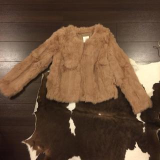 エージー(AG)のファージャケット(毛皮/ファーコート)