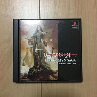 プレイステーション(PlayStation)の【PS】ウィザードリィ リルガミン サーガ 中古(家庭用ゲームソフト)
