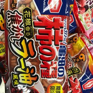 カメダセイカ(亀田製菓)の柿の種(菓子/デザート)