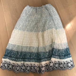 レベッカテイラー  ロングスカート