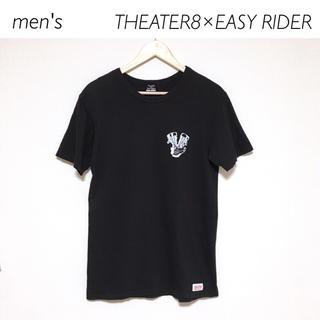 シアターエイト(THEATER8)の【メンズ】THEATER8×EASY RIDER コラボTシャツ(Tシャツ/カットソー(半袖/袖なし))