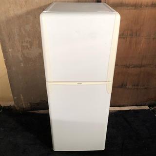 トウシバ(東芝)のTOSHIBA 137L 2ドア冷凍冷蔵庫 GR-14V5(冷蔵庫)