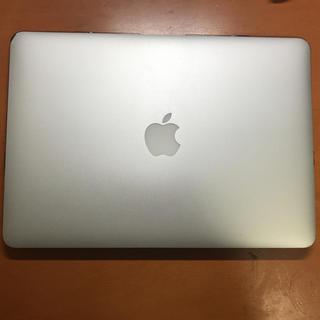 マック(Mac (Apple))のMacBookAir 2014  13インチ(ノートPC)