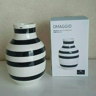 ケーラー(Kahler)のKahler ケーラー オマジオフラワーベース スモール(花瓶)