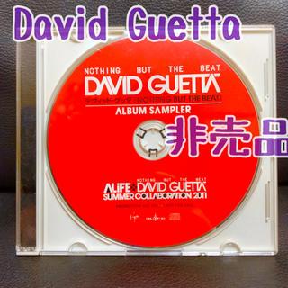 デヴィッド ゲッタ ナッシング・バット・ザ・ビート サンプル CD 非売品(クラブ/ダンス)