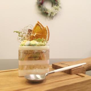 orange cake ※アロマワックス(アロマ/キャンドル)