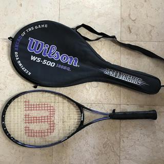 ウィルソン(wilson)のWilson★テニスラケット硬式★WS-500 100SQ★(ラケット)