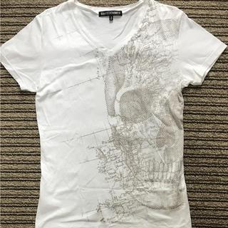 ゴーサンゴーイチプールオム(5351 POUR LES HOMMES)の5351プールオム 白Tシャツ(Tシャツ/カットソー(半袖/袖なし))