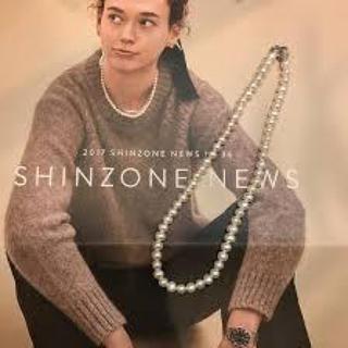シンゾーン(Shinzone)のshinzoneシンゾーン★パールネックレス(ネックレス)