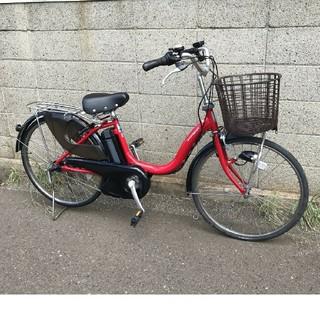 ヤマハ - YAMAHA ヤマハ パス ナチュラ 電動自転車 タイヤも大丈夫!