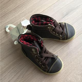 ベビーギャップ(babyGAP)の定価4212円 GAP 12.5センチ ファーストシューズ ブーツ スニーカー(スニーカー)
