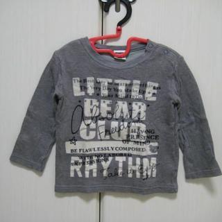 リトルベアークラブ(LITTLE BEAR CLUB)のリトルベアークラブ*長袖Tシャツ ロンT LITTLEBEARCLUB 90(Tシャツ/カットソー)