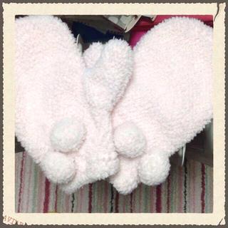 トゥララ(TRALALA)のTRALALA♡手袋(手袋)