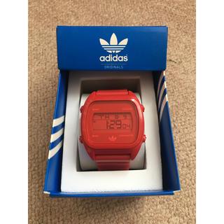 アディダス(adidas)のadidas 腕時計 BOX付き(腕時計(アナログ))