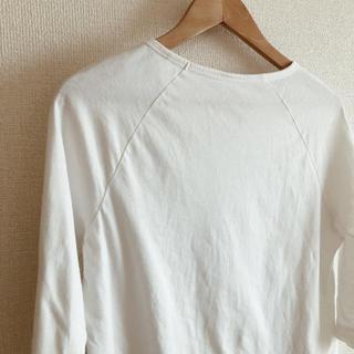 無印良品 cotton 100%カットソー