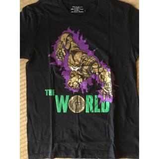 アルトラバイオレンス(ultra-violence)のジョジョ ultra-violence Tシャツ THE WORLD サイズS(Tシャツ(半袖/袖なし))