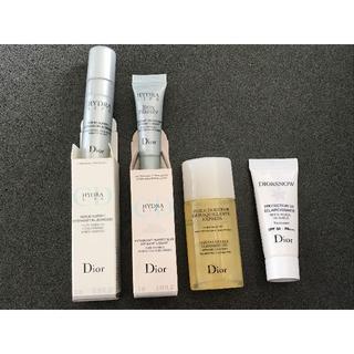 ディオール(Dior)のDior 試供品4点セット(その他)