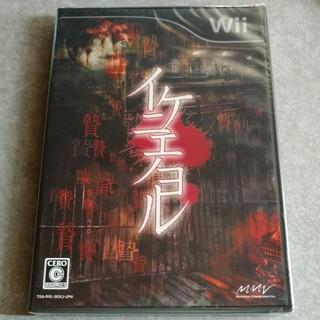 ウィー(Wii)の新品未開封 Wii イケニエノヨル(家庭用ゲームソフト)