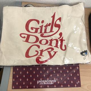 アンダーカバー(UNDERCOVER)の新品 即日発送 UNDERCOVER Girls Don't Cryトートバッグ(トートバッグ)