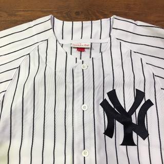 ミッチェルアンドネス(MITCHELL & NESS)のMitchell & Ness / NYヤンキース BBシャツ(ジャージ)