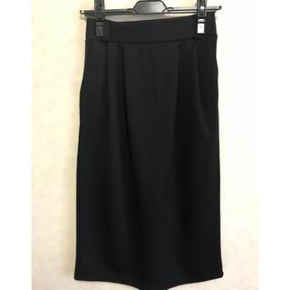 しまむら - しまむら 黒 スカート