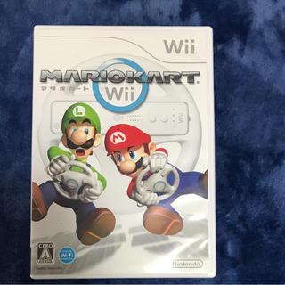 ウィー(Wii)のマリオカート(家庭用ゲームソフト)