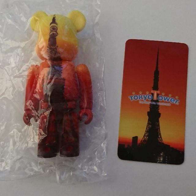 MEDICOM TOY(メディコムトイ)のベアブリック シリーズ25 東京タワー エンタメ/ホビーのおもちゃ/ぬいぐるみ(キャラクターグッズ)の商品写真