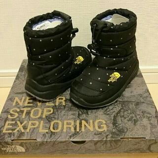 THE NORTH FACE - THE NORTH FACE / Nuptse Bootie / X-girl