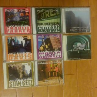 ジャズ CD 8枚セット(ジャズ)