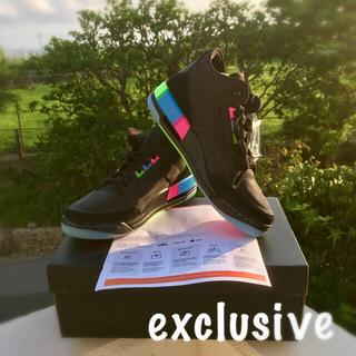 ナイキ(NIKE)のAir Jordan 3 Retro Quai54  kicks  wrap施工(スニーカー)