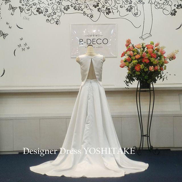 ウエディングドレス(パニエ無料) キュートなセパレートドレス 二次会用ドレス レディースのフォーマル/ドレス(ウェディングドレス)の商品写真