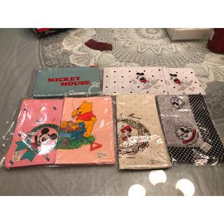 ディズニー(Disney)のディズニーハンカチ 7枚(ハンカチ)