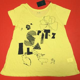アイラ(ila)のSpitz + ila Tシャツ スピッツ+アイラ 新品 激レア ナノユニバース(ミュージシャン)