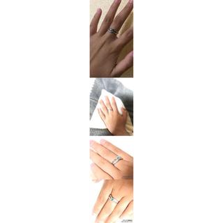のり様専用パライバトルマリン リング ブラジル産 バターリャ エイトリータ (リング(指輪))
