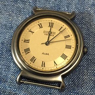 アルバ(ALBA)のSONY SR626SWとALBA時計ジャンクセット(腕時計(アナログ))