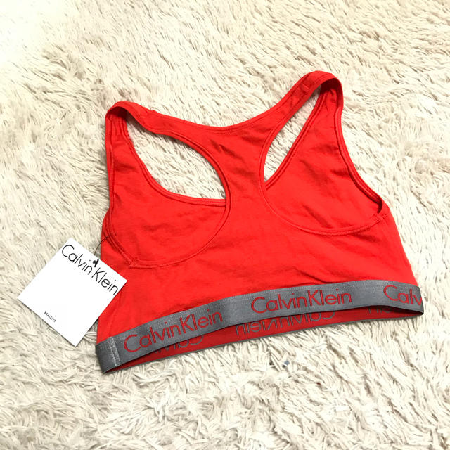 Calvin Klein(カルバンクライン)のCalvin Klein スポブラ レディースの下着/アンダーウェア(ブラ)の商品写真