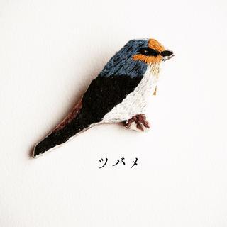 馬子様 オーダー品(コサージュ/ブローチ)