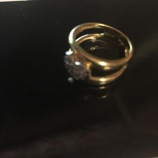 ポンテヴェキオ(PonteVecchio)のpontevecchio18Kダイヤリング(リング(指輪))