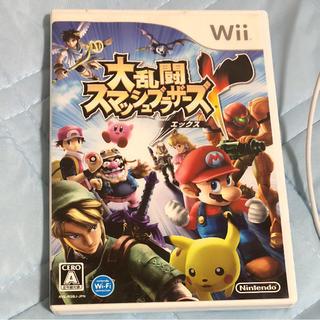 ウィー(Wii)の☆即発送☆ 大乱闘スマッシュブラザーズ X 中古(家庭用ゲームソフト)