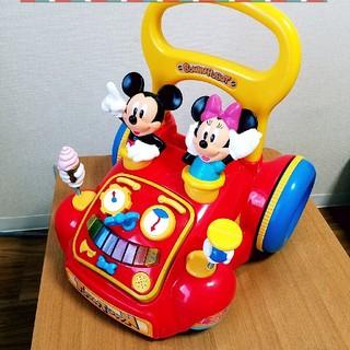 ディズニー(Disney)のIdesのトゥーンタウン あっちこっちウォーカー(手押し車/カタカタ)