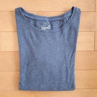 《無印良品》長袖Tシャツ sizeL