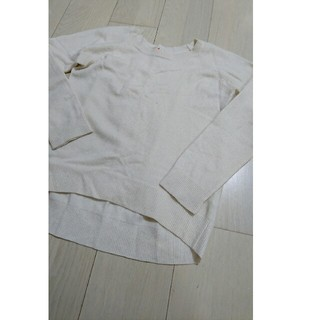 リッチ(rich)のrich カシミア100%セーター 難あり(ニット/セーター)
