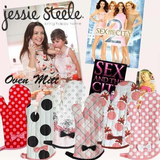 ジェシースティール(Jessie Steele)の「新品」Jessie Steele Oven mitt 5種類(収納/キッチン雑貨)
