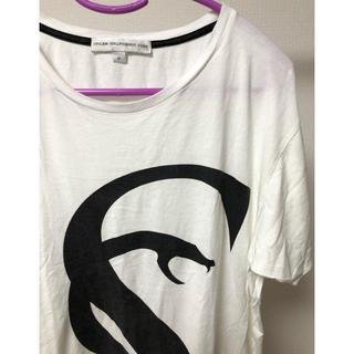ストールンガールフレンズクラブ(STOLEN GIRLFRIENDS CLUB)の白T/Tシャツ/Stolen Girlfriends/シンプル/ロゴT/(Tシャツ(半袖/袖なし))