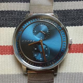 CROSS 腕時計純正ベルト腕周り20センチ 正常動作品