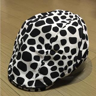 アニマル柄 ハンチング(ハンチング/ベレー帽)