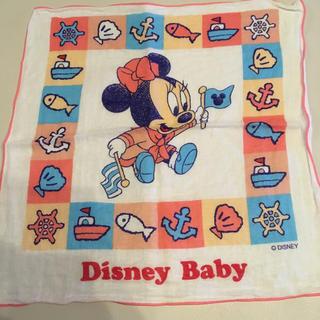 ディズニー(Disney)のミニー ガーゼ デイジー ガーゼ ディズニー ガーゼ(その他)