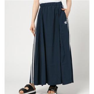 アディダス(adidas)の[BEAUTY&YOUTH] 別注☆アディダスオリジナルス☆ロングスカート(ロングスカート)