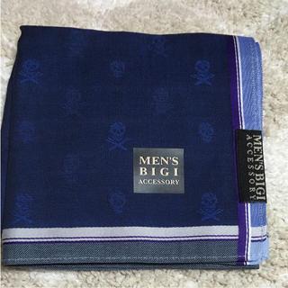 メンズビギ(MEN'S BIGI)のハンカチ  メンズ 新品未使用 MEN'S BIGI(ハンカチ/ポケットチーフ)