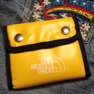 ザノースフェイス(THE NORTH FACE)の新品☆ノースフェイス三つ折り財布(財布)